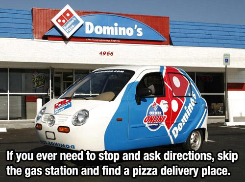 direction pizzadeliveryplace lifehack