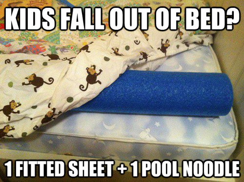 fitted sheet hack
