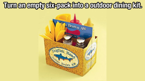 outdoor dining kit trick