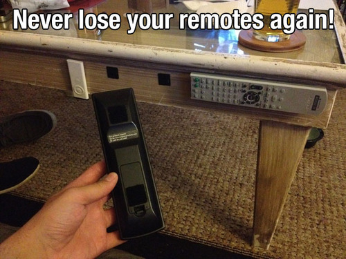 remotes trick
