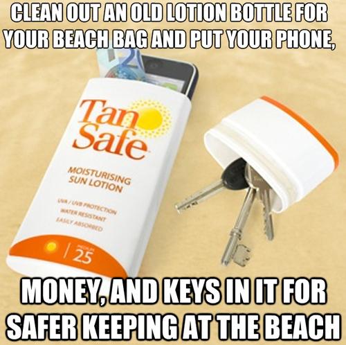 safer keeping tip
