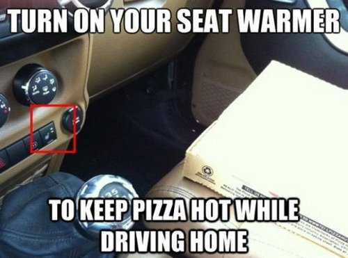 seatwarmer tip