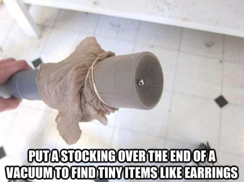 stocking lifehack