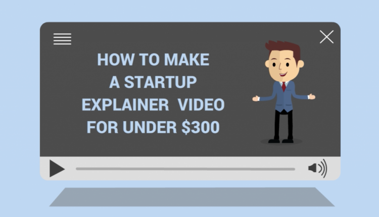 How to Make a Video for your Website on a Budget